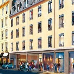 R sid h tel hotel saint tienne loire frankreich for Resid hotel