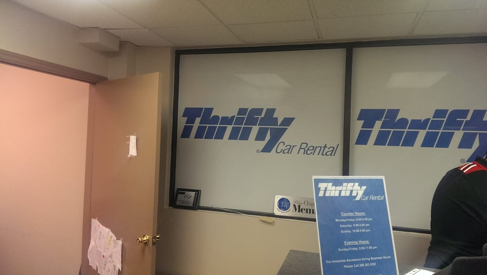Thrifty Car Rental: 3773 Skypark Rd, GRAND ISLAND AP, NE