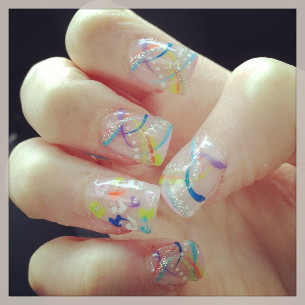 Tc Nail 10 Photos Salons 639 Commack Rd Ny Phone Number Yelp