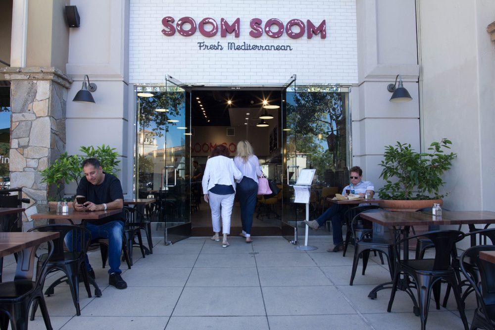 Soom Soom Fresh Mediterranean - Westlake: 180 Promenade Way, Westlake Village, CA
