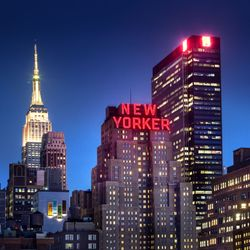 Photo Of The New Yorker Hotel New York Ny United States