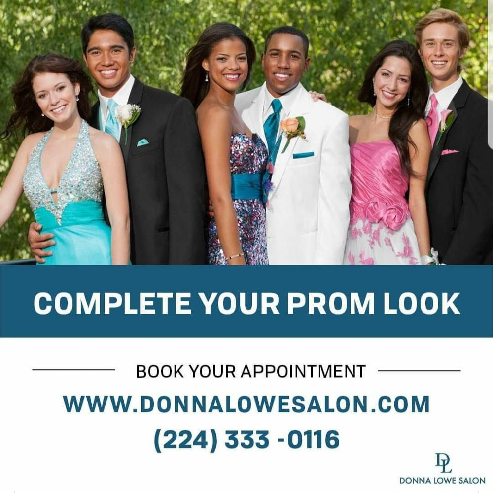 Donna Lowe Salon: 252 S Randall Rd, Algonquin, IL