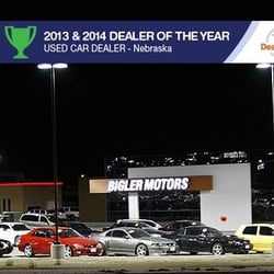 Bigler Motors Car Dealers 6341 N 28th St Lincoln Ne Phone