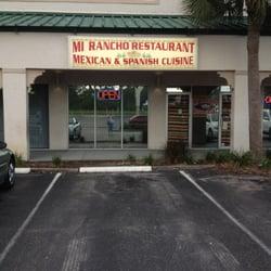 Mi Rancho Mexican Restaurant Sebring Fl