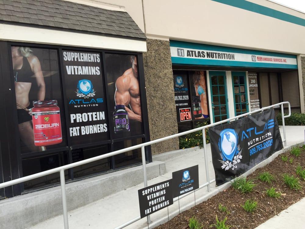 Atlas Nutrition: 165 W Hospitality Ln, San Bernardino, CA