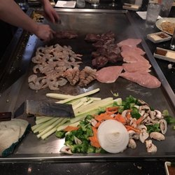 Photo Of Fuji Anese Steak House Eugene Or United States Show Time