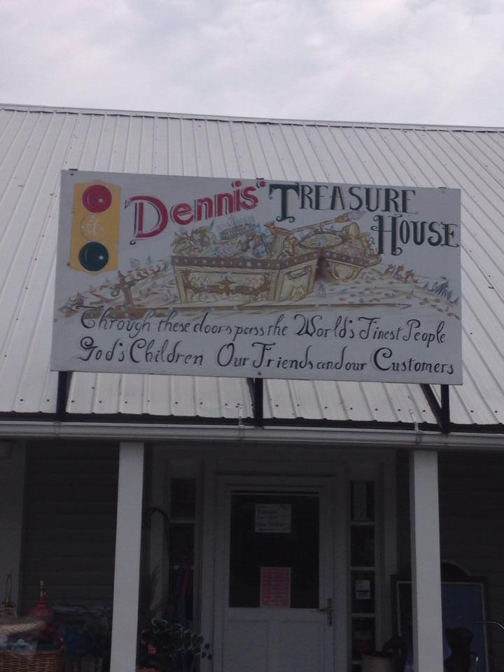 Dennis Treasure House: 13308 Hatchery Rd, Bishopville, MD