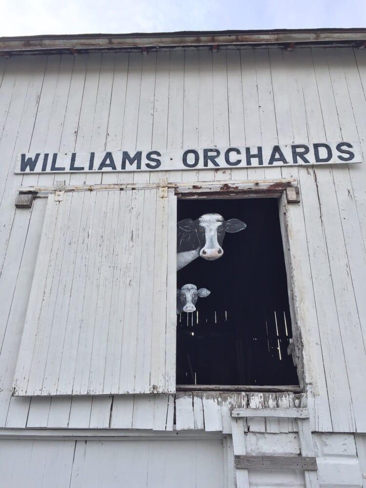 Williams Orchard: 9456 N 500th E, La Porte, IN
