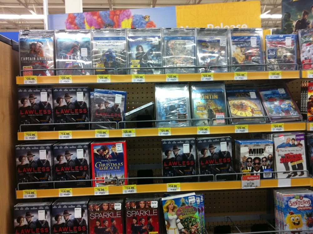 Photo of Walmart Supercenter - Medford, OR, United States. 3D Bluray movies available
