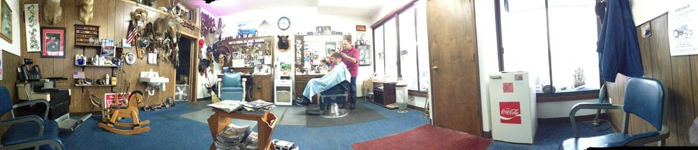 Don's Barber Shop: 113 Main Ave W, West Fargo, ND
