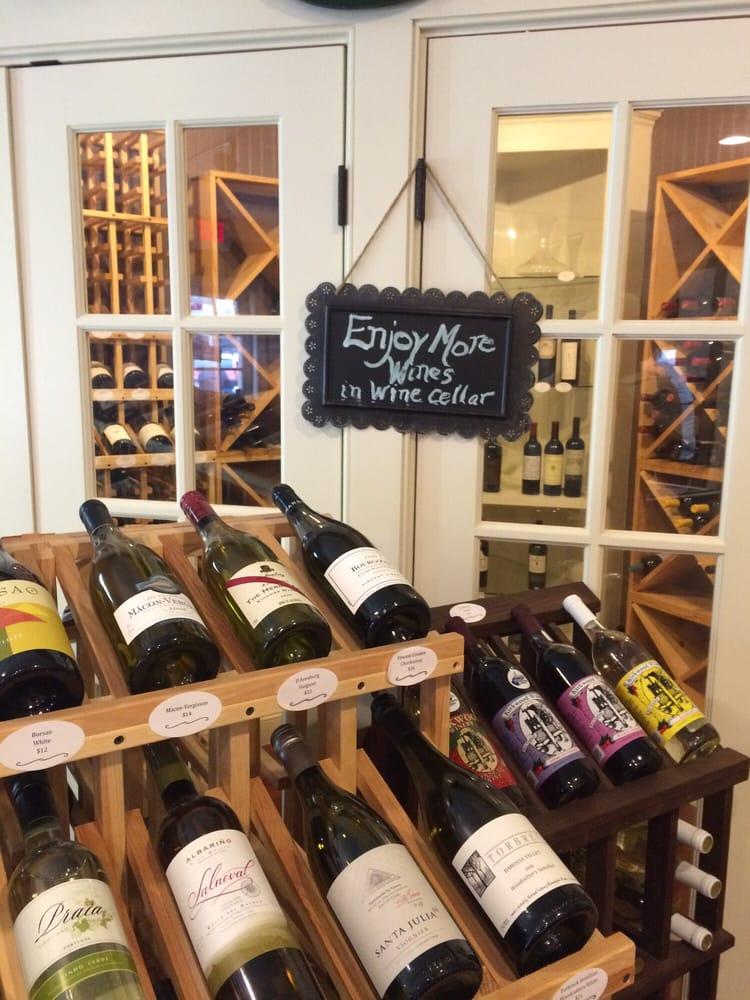 Vines & Grinds: 50 E Main St, White Sulphur Springs, WV