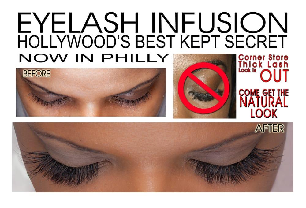 Eyelash Extension Flyer Yelp