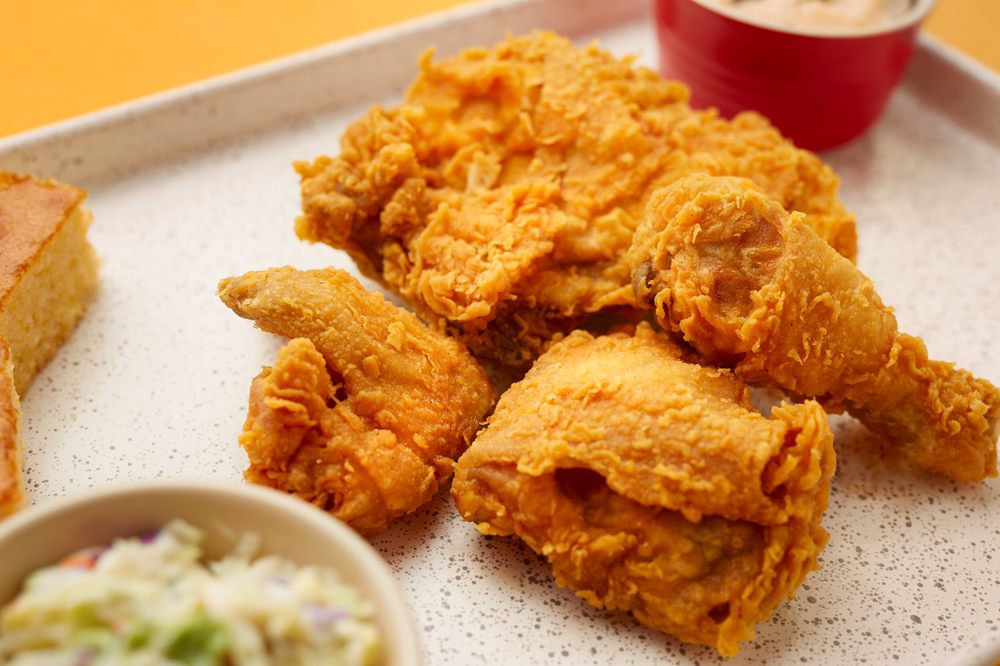 Food from Urban Chicken