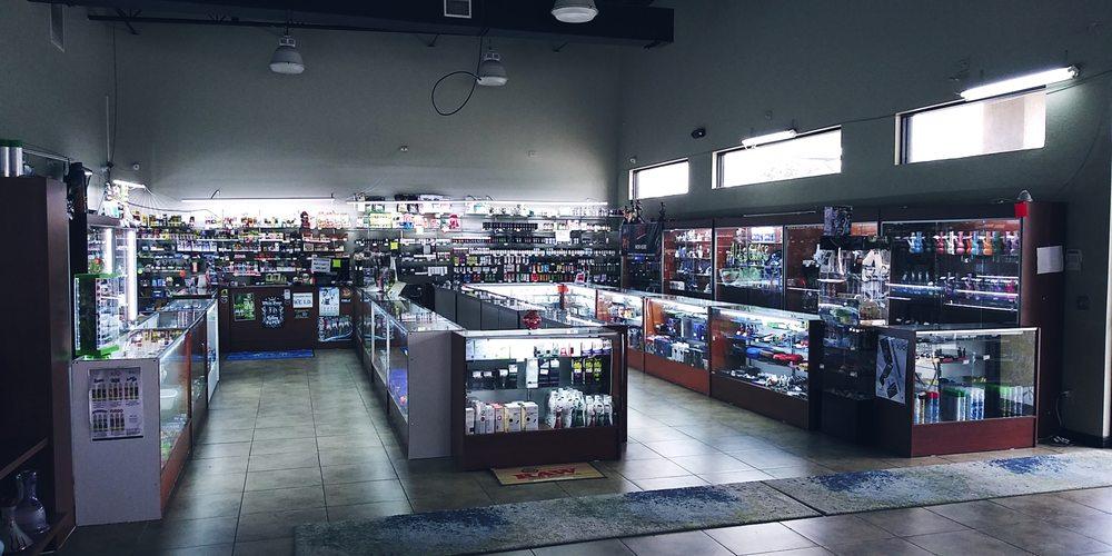 Cloud Nine Smoke Shop and Hookah Bar: 350 S Wickham Rd, Melbourne, FL