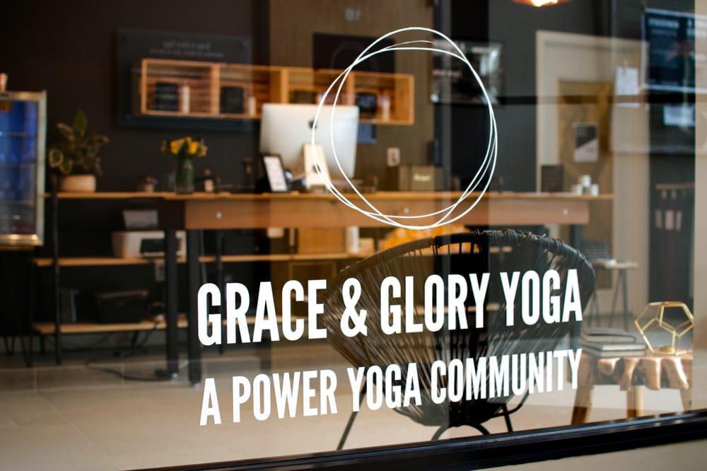 Grace and Glory Yoga