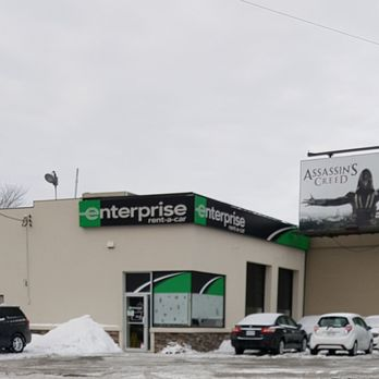 Enterprise Rent A Car In Toronto Airport
