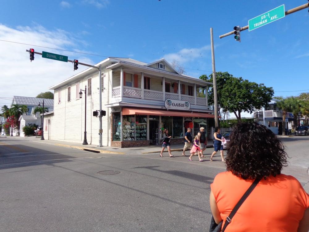 Oasis: 928 Duval St, Key West, FL