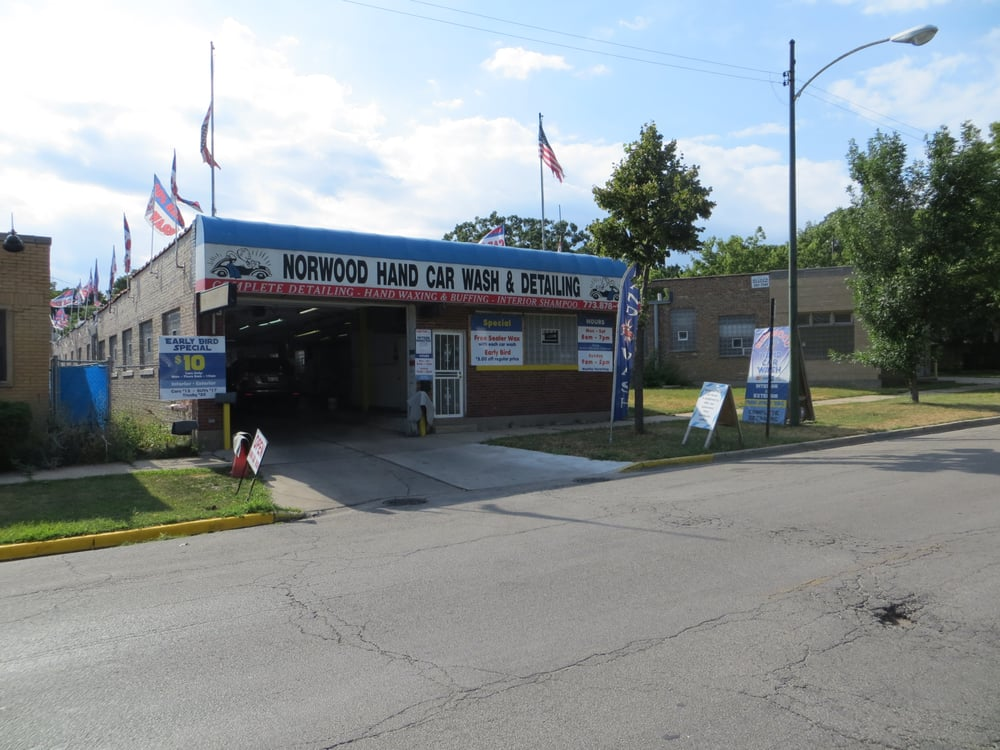 Norwood Car Wash Chicago Il