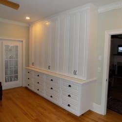 Photo Of Interior Arts   Savannah, GA, United States. Wall Height  Entertainment Dresser