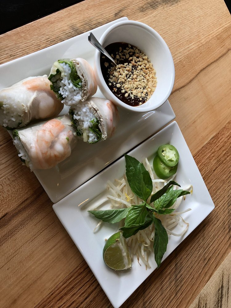 Ba's Vietnamese Comfort Food: 117 SE 1st Ave, Albany, OR