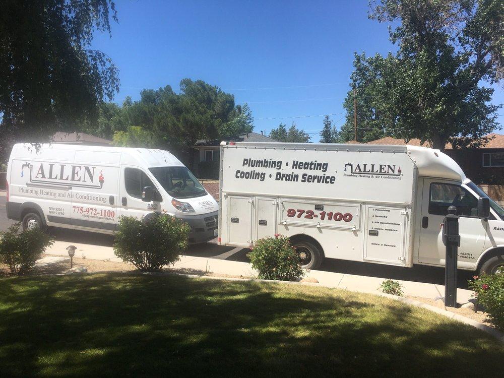 Allen Plumbing Heating & Air Conditioning