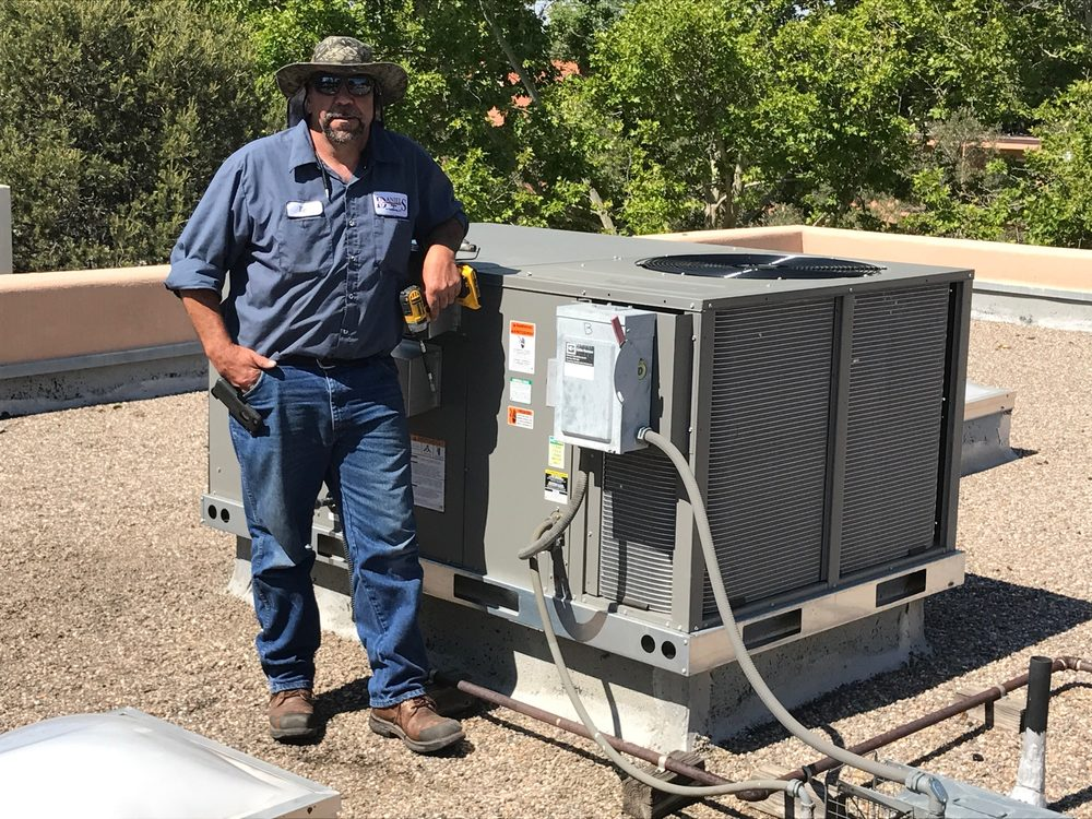 Daniels Plumbing Heating and Air Conditioning: 8308 Washington St NE, Albuquerque, NM