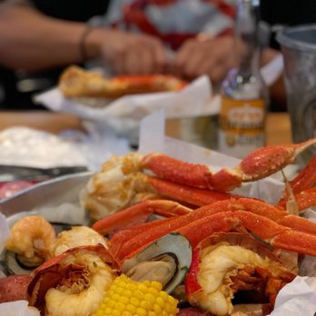 Photo Of Yummy Crab Seafood Restaurant Sports Bar Jacksonville Beach Fl United