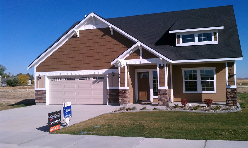 one of our 2011 parade of homes houses in twin falls