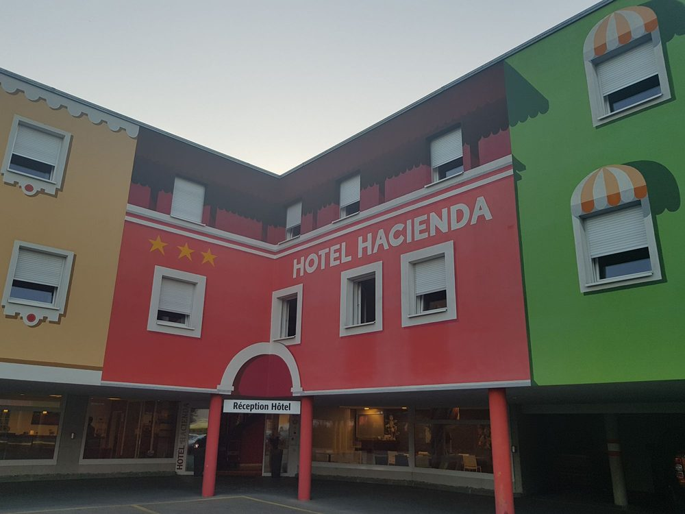Restaurant l'Hacienda - Givisiez