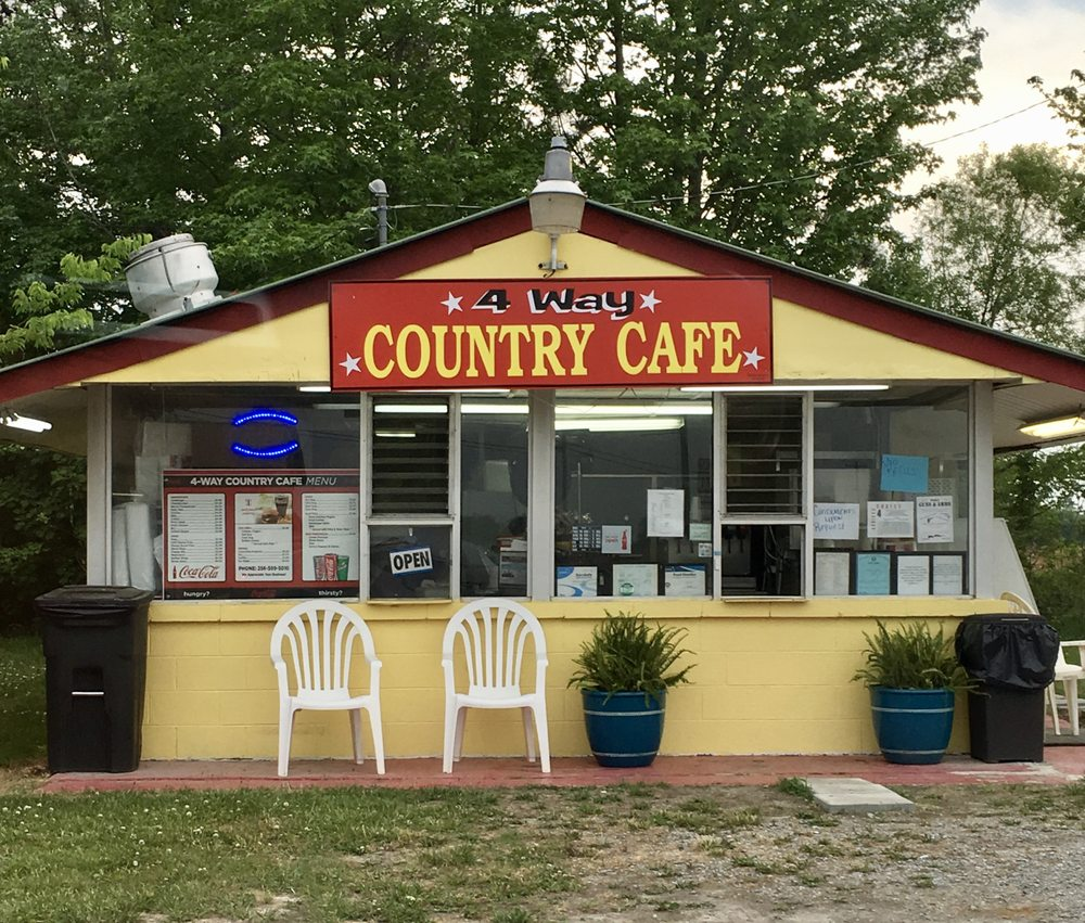 4 Way Stop Country Cafe: 6911 Al Highway 40, Dutton, AL