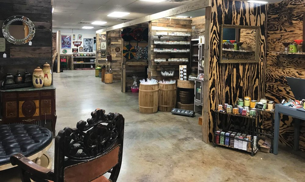 Hobbies & Homestead: 2100 E Van Buren, Eureka Springs, AR