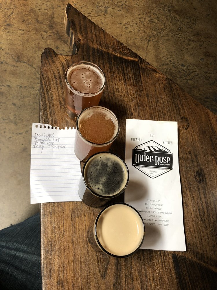 Under the Rose Brewing Company - Midtown