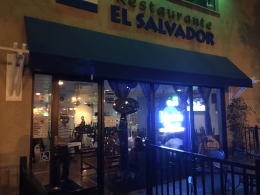 Restaurante El Salvador 2118 Willow Pass Rd Concord Ca Restaurants