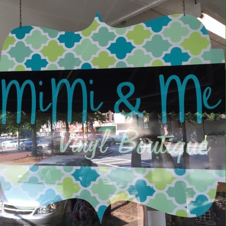 MiMi & Me Vinyl Boutique: 8 Greenville St S, Newnan, GA