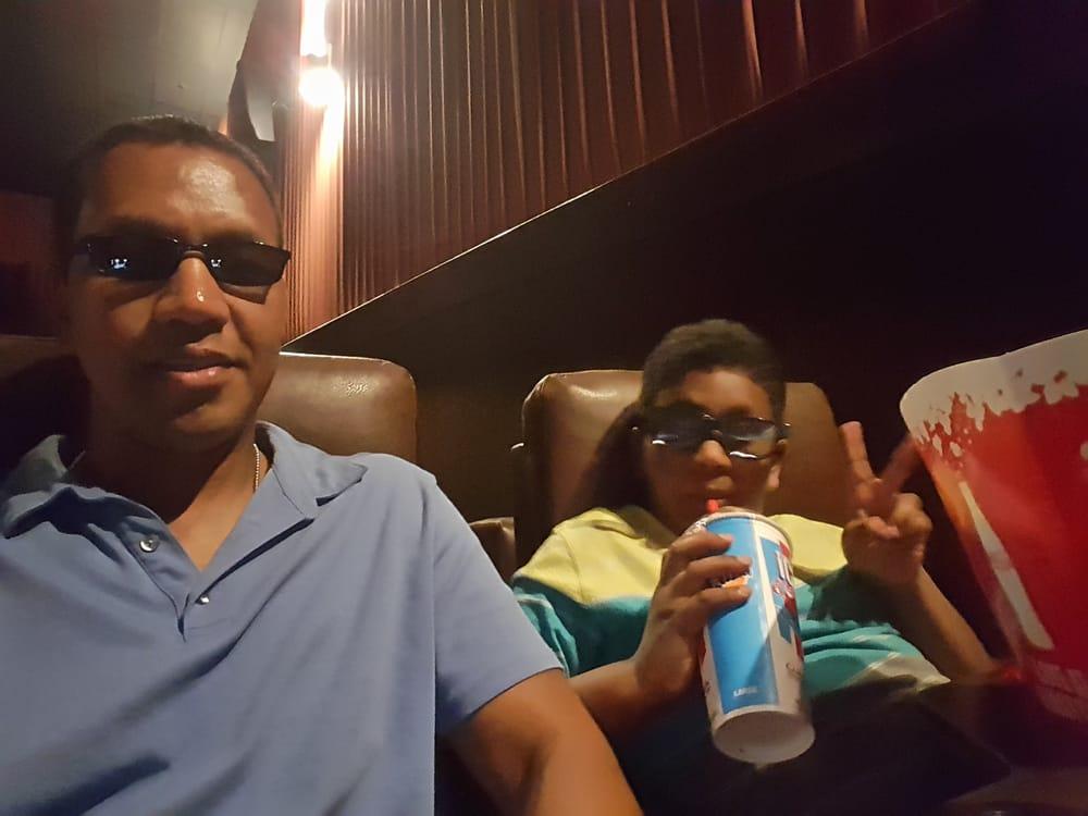 Cinemark Movie Bistro: 750 Sunland Park Dr, El Paso, TX