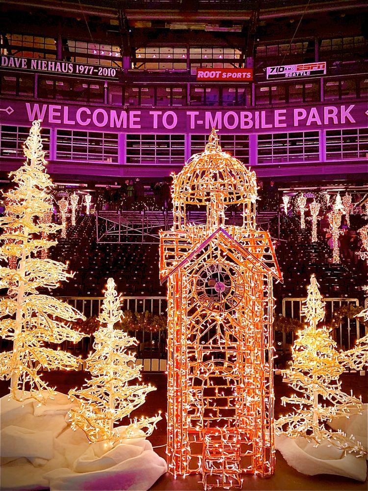 Social Spots from T-Mobile Park