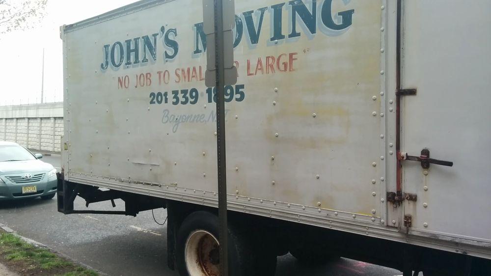 John's Moving: 190 W 24th St, Bayonne, NJ