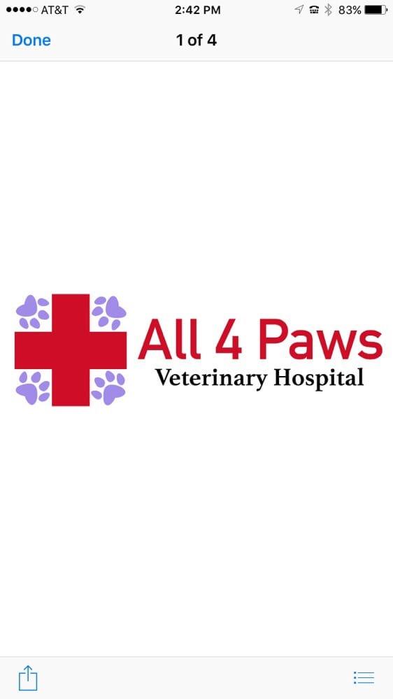 All 4 Paws Veterinary Hospital: 274 Sunset Ave, Suisun City, CA