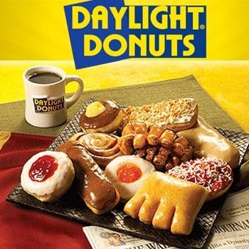 Daylight Donut Shop & Gourmet Sandwiches: 455 S Main St, Statesboro, GA