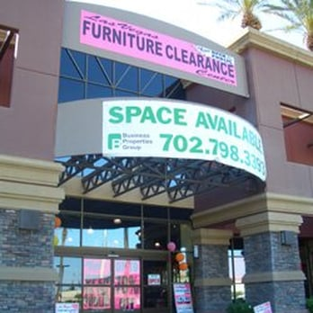 Las Vegas Furniture Clearance Center -   Reviews