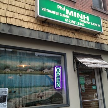 Vietnamese Restaurant Minh Kitchen Pittsburgh