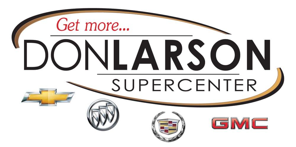Don Larson Chevrolet Buick Gmc Cadillac Motor Mechanics Repairers Baraboo Wi United