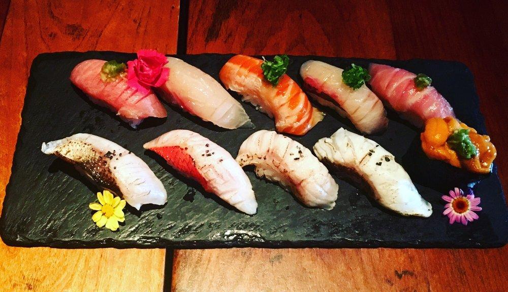 Katana Teppanyaki & Sushi: 3345 Lenox Rd NE, Atlanta, GA