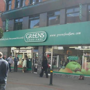 Green S Food Fare Lisburn