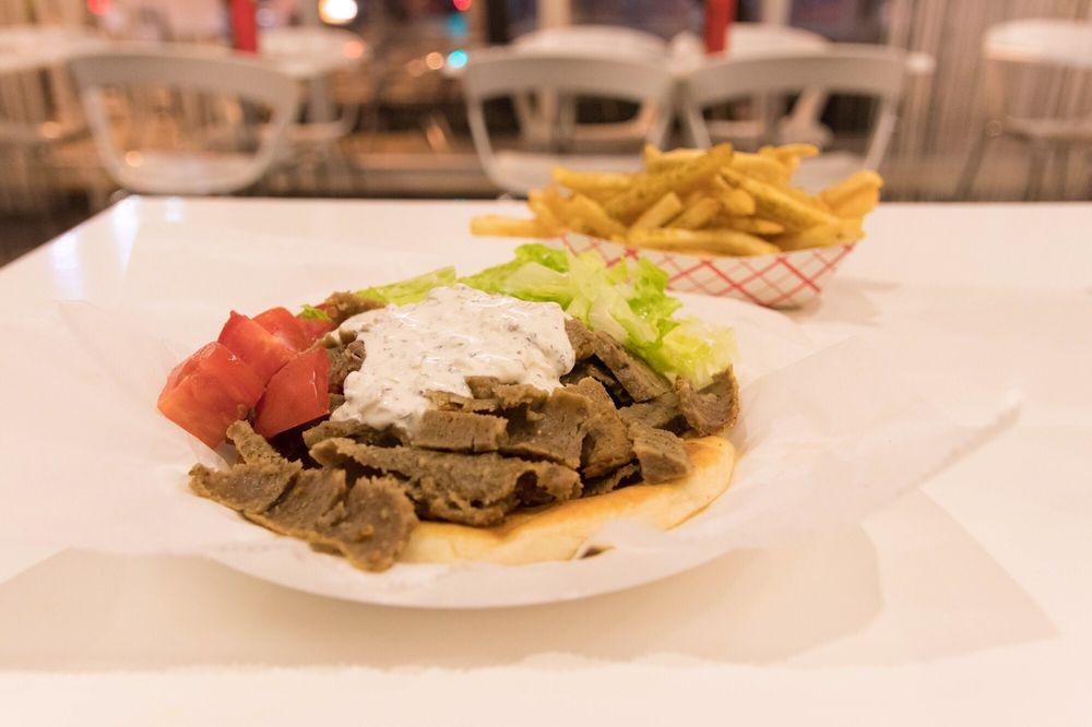 Falafel Inn Mediterranean Grill: 777 N Ashley Dr, Tampa, FL