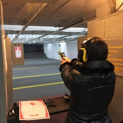 Brooklyn park gun range