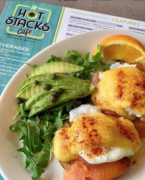 Hot Stacks Cafe: 9707 N Kings Hwy, Myrtle Beach, SC