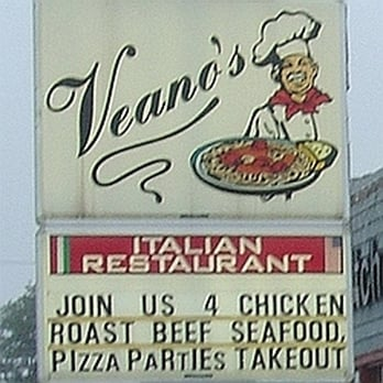 Veano s italian kitchen closed italian 142 loudon rd for Italian kitchen hanham phone number