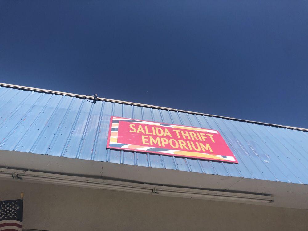 Salida Thrift: 944 E Hwy 50, Salida, CO