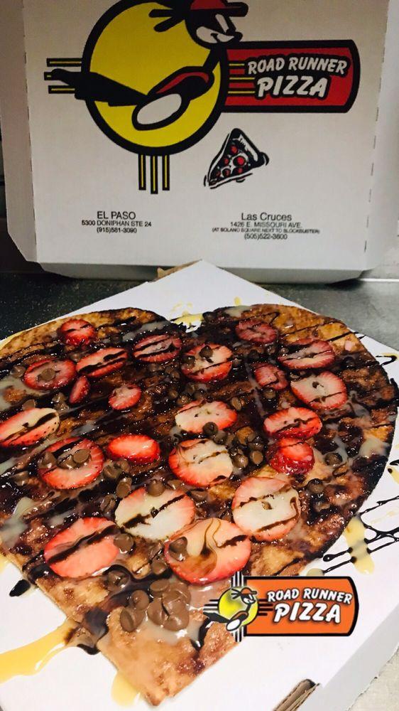 Road Runner Pizza: 5300 Doniphan, El Paso, TX